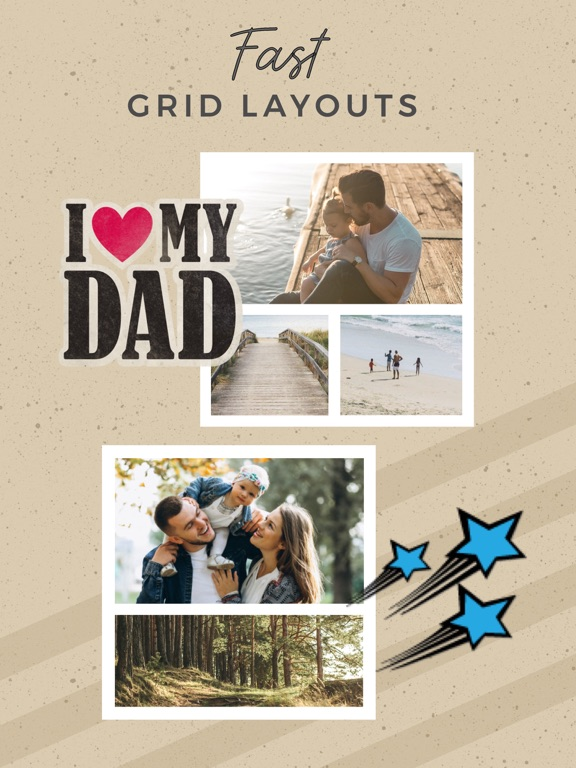 PicCollage - Video & Pic Grids-ipad-2
