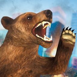 Angry Bear Rampage- Smash City