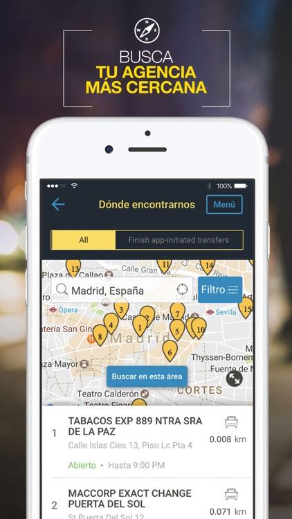 Western Union ES Envía Dinero screenshot-3