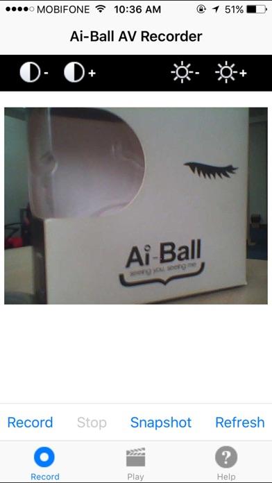 Ai-Ball AV Recorderのおすすめ画像2