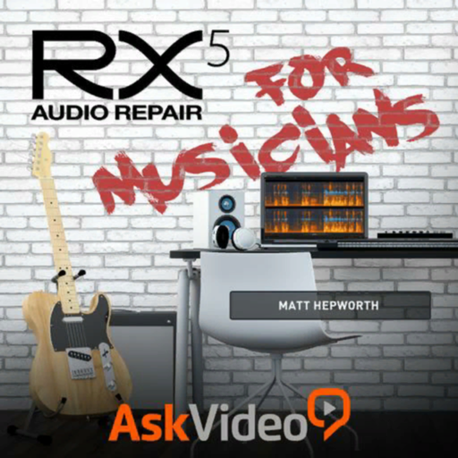 Audio Repair Course For RX 5