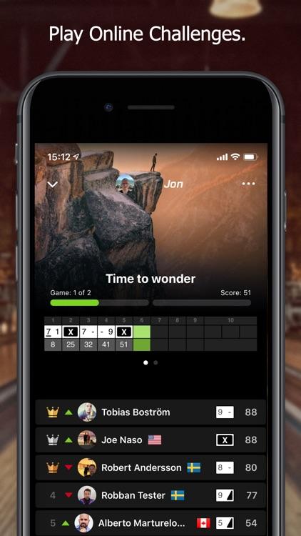 Lanetalk Bowling screenshot-3