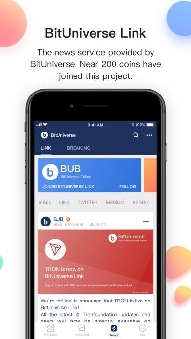 download BitUniverse Pro apps 1