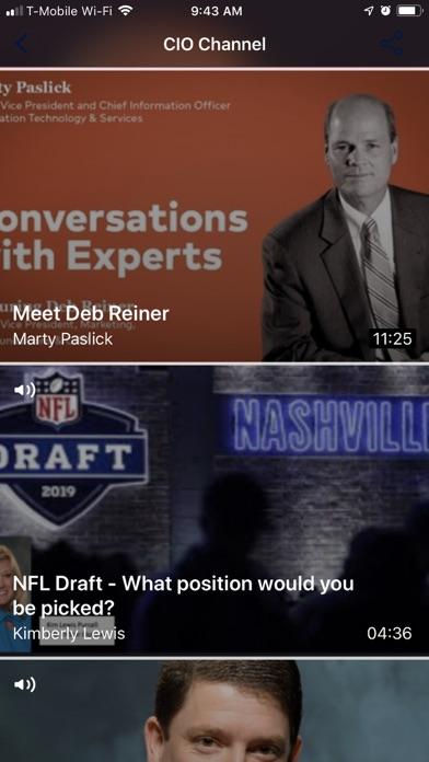 Media Connect screenshot 3