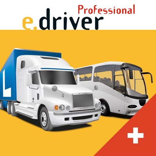 e.driver Professional iOS App