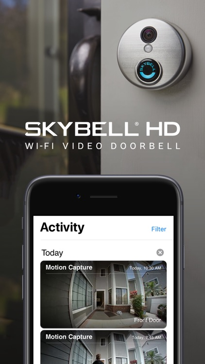 SkyBell HD screenshot-0