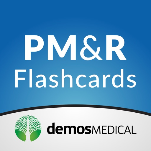 PM&R Board Review Flashcards icon