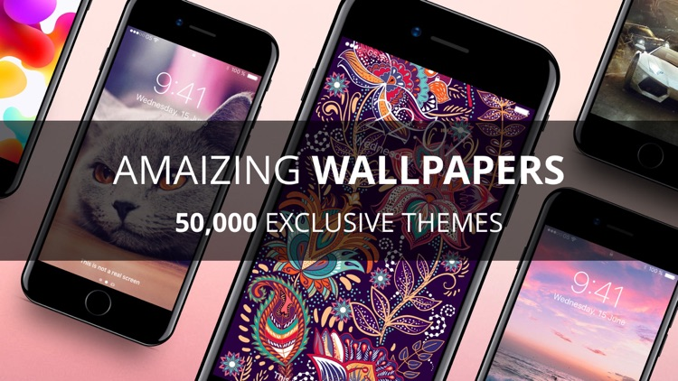 Wallpapers & Themes Background screenshot-4