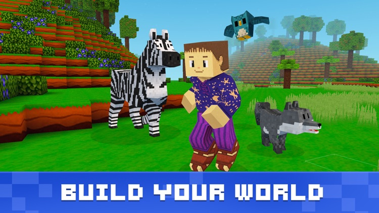 Block Craft 3D: Building Games screenshot-0