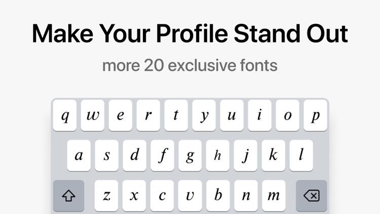 FBoard - Fonts & Emoji