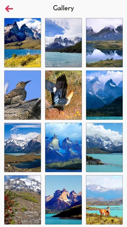 Torres del Paine Tourism screenshot-3