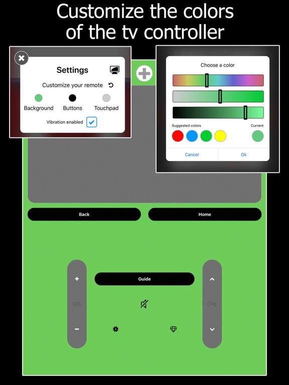 Remote TV for LG Smart screenshot 8