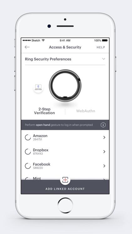 Motiv 24/7 Smart Ring screenshot-6