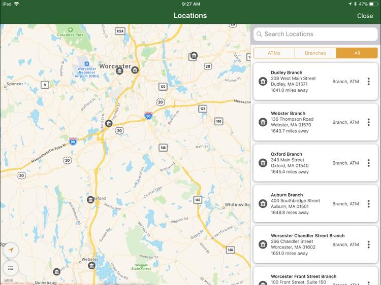 Webster Five for iPad screenshot-5