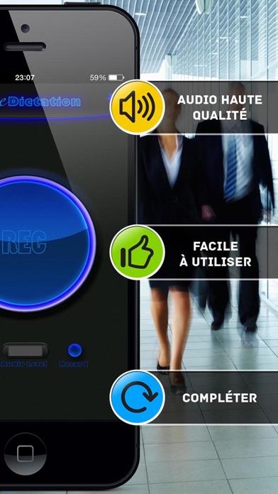 Screenshot #3 pour Dictée Vocale !