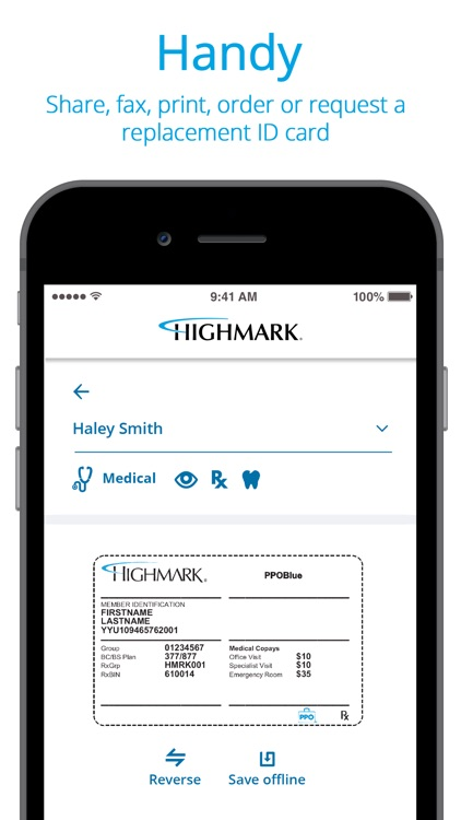 Highmark Plan screenshot-3