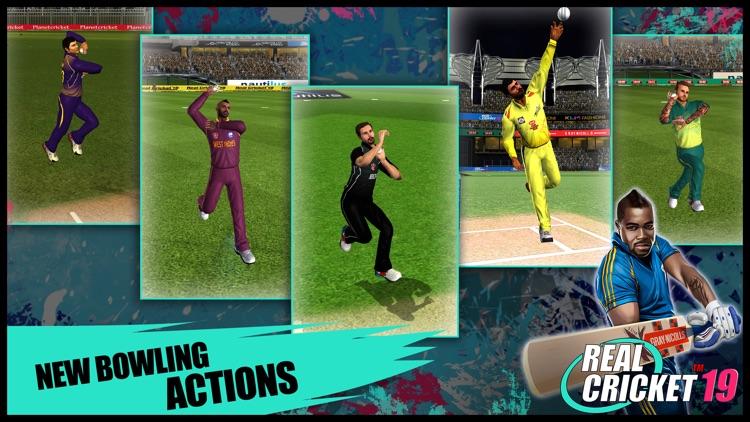 Real Cricket™ 19 screenshot-3