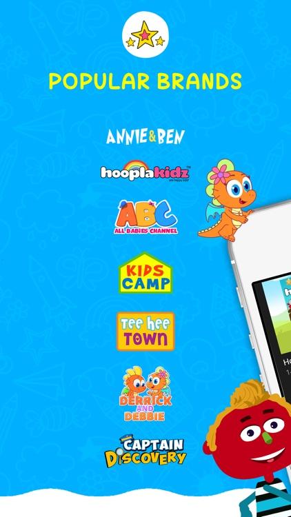 HooplaKidz Plus Preschool App screenshot-3