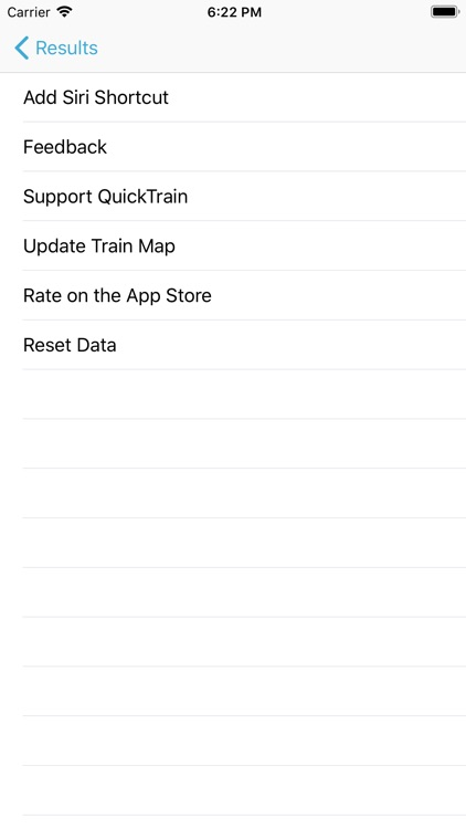 QuickTrain screenshot-3