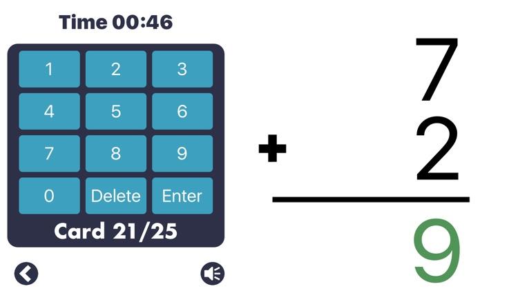 MathEdge Addition 2020 screenshot-3