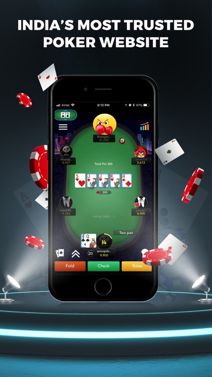 PokerBaazi: Online Poker screenshot-0