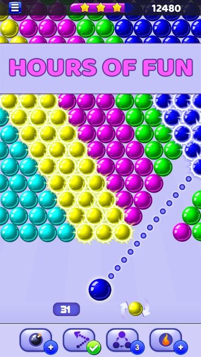 バブルシューター ― ポップバブルのおすすめ画像3