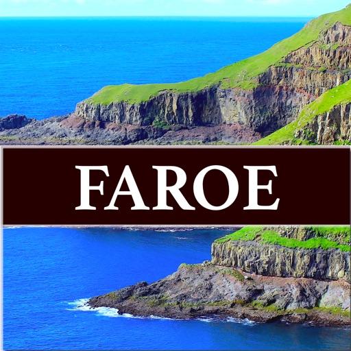 Faroe Islands - Route Map