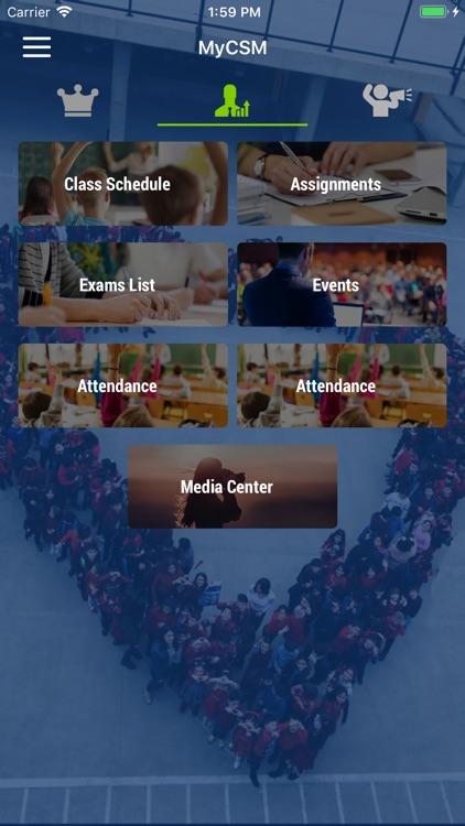 MyCSM School