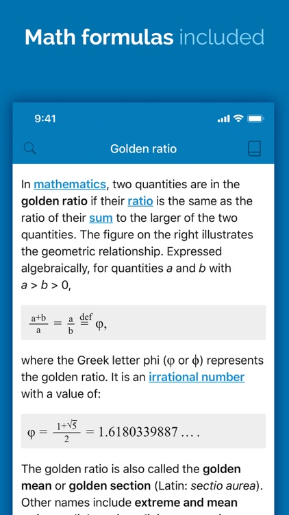 Minipedia - Offline Wikipedia screenshot-3