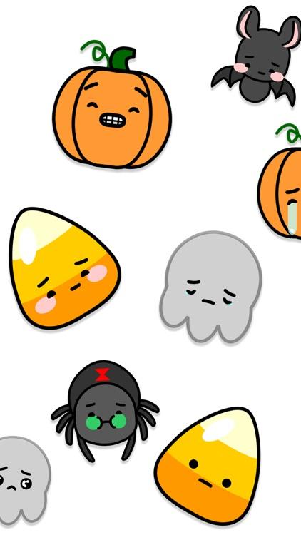 Halloween Fam Animated Emoji