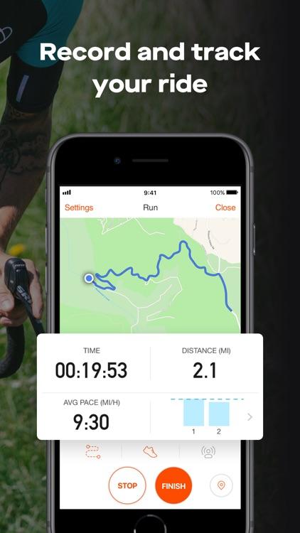 Strava: Run, Ride, Swim screenshot-9