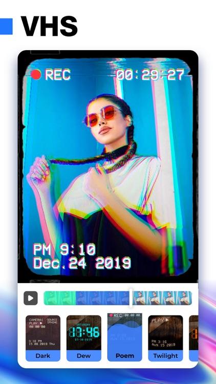 Filto: Editing & Video Filter screenshot-7