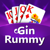 Gin Rummy * The Best Card Game icon