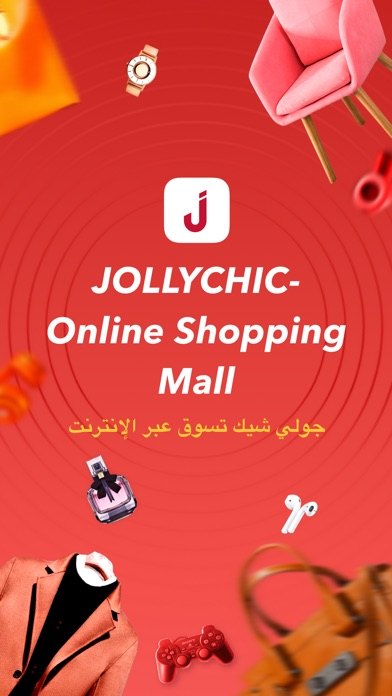 Screenshot for Jollychic- جولي شيك in Italy App Store
