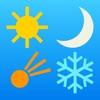 世界の暦 - 天文カレンダ - iPadアプリ