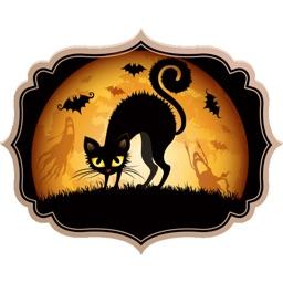 Halloween Sticker 4