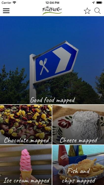 New Zealand Food Trail Guide screenshot-4