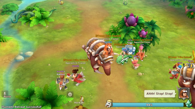 StoneAge World screenshot-5