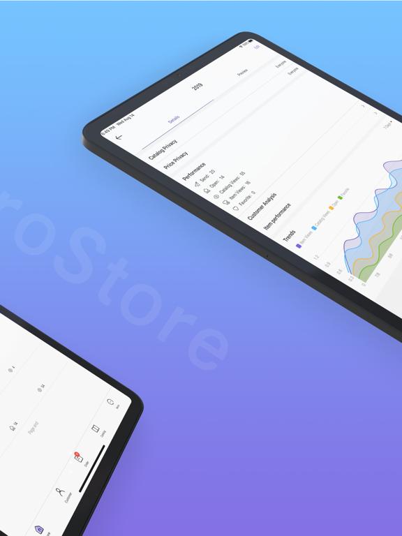 MicroStore Manager screenshot