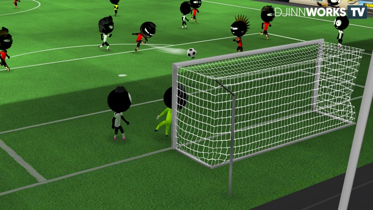 Stickman Soccer 2018 screenshot-3