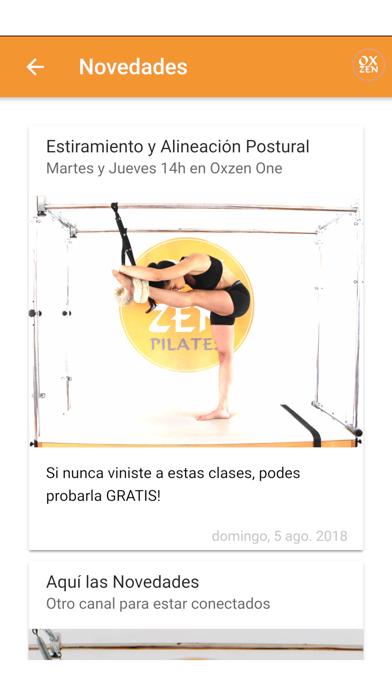 点击获取Oxzen Pilates
