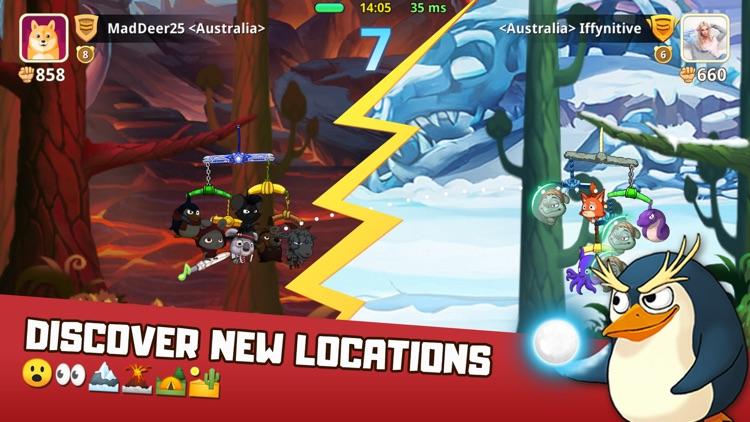 Critter Clash—Slingshot Battle screenshot-5