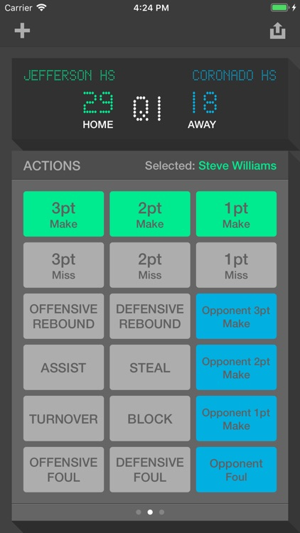 InfiniteHoops Stats screenshot-1