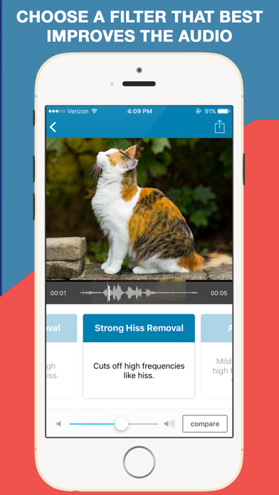 AudioFix Pro: For Video Volume screenshot two