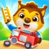 Bilar - Barnspel för små barn!