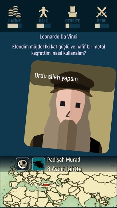 Monarşi iphone ekran görüntüleri
