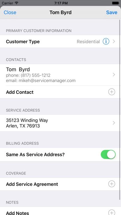 Contractor's Call Smart screenshot-3