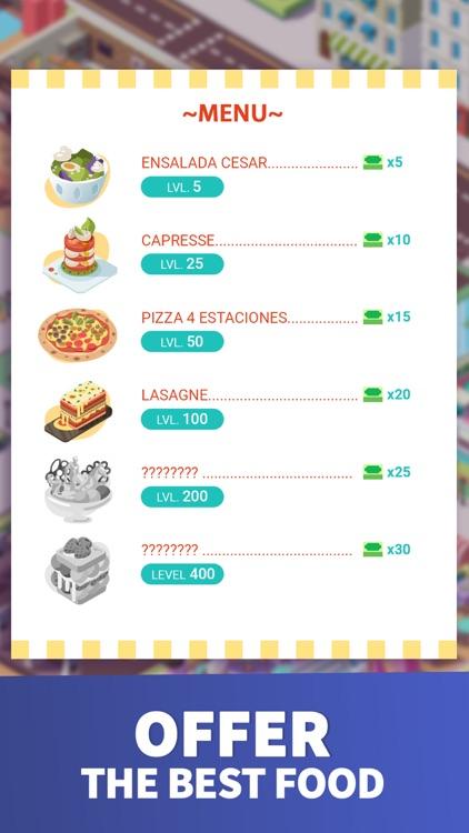 Idle Food Empire Tycoon screenshot-4