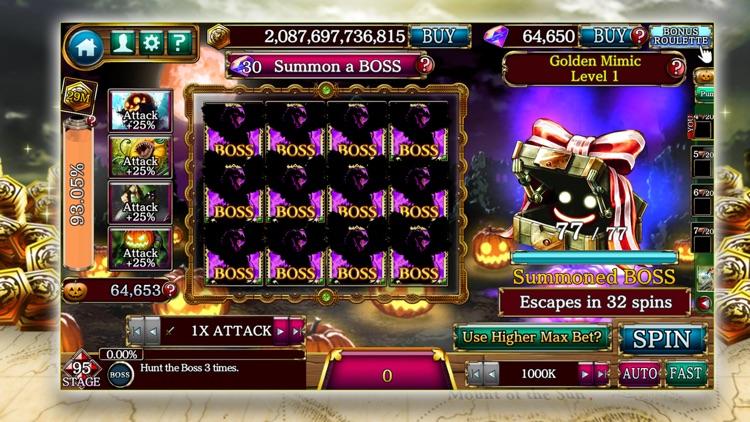 Phantom Chronicle Slots screenshot-3
