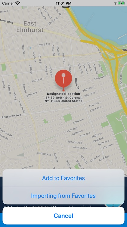 iLocation: Here! screenshot-4